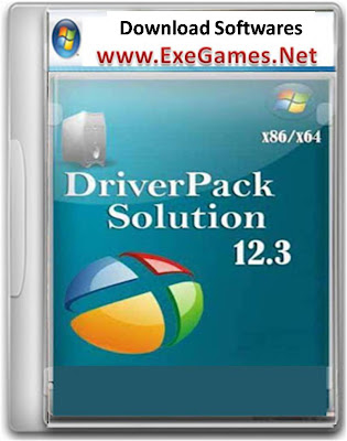 DriverPack Solution 12.3 All In One