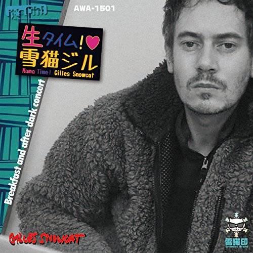 [Album] 雪猫ジル – 生タイム (2015.12.09/MP3/RAR)