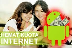 Cara Hemat Kuota Internet di Android