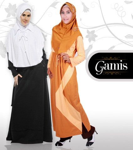 Gamis Rabbani