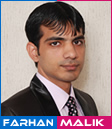 Blog Author Farhan Malik
