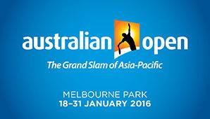 TENIS - Open de Australia femenino 2016