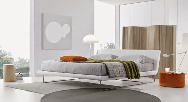 Top tips bedroom in modern style