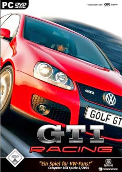 Volkswagen GTI Racing Game