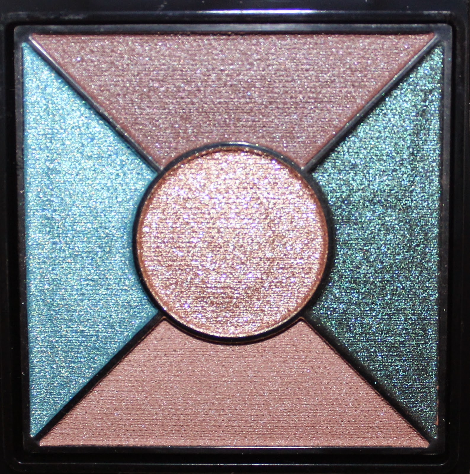 Mary Kay Midnight Jewels Eye Color Palette Emerald Noir