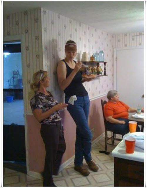 tallest girl