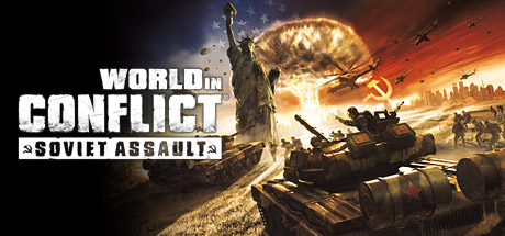 World In Conflict HD Cover