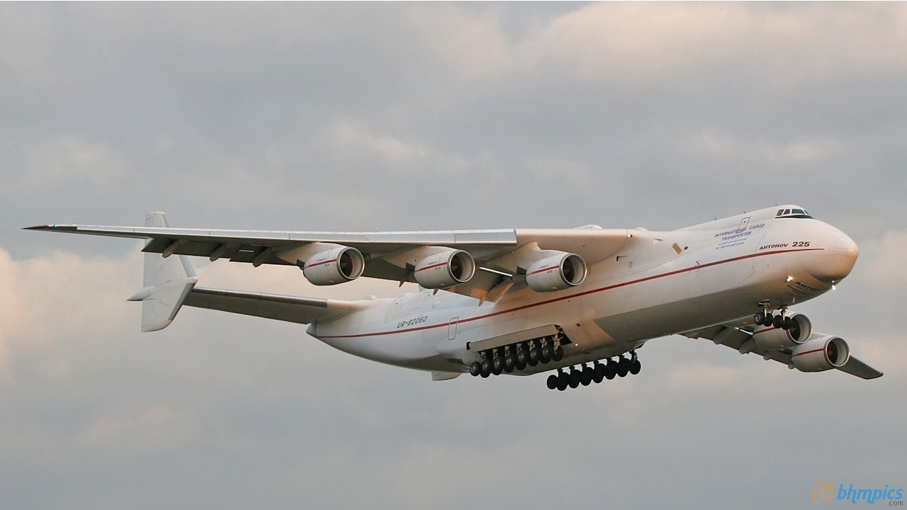 Free Best Pictures: Antonov An-225 Mriya Aircraft Wallpapers