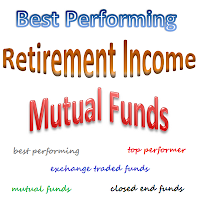Best Performing Retirement Income Mutual Funds October 2012