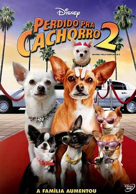 Perdido Pra Cachorro 2 - DVDRip Dual Áudio