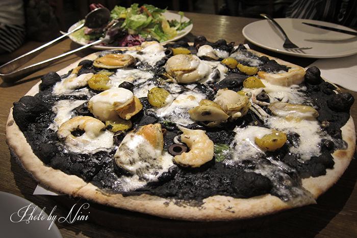 【台北松山區】PIZZERIA OGGI 。拿坡里披薩認證的正統美味