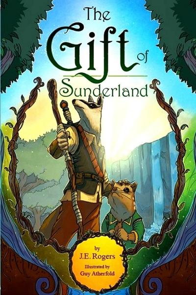 Children's fantasy adventure
