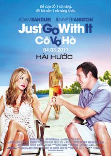 Phim Cô Vợ Hờ - Just Go With It 2011 [Vietsub] Online