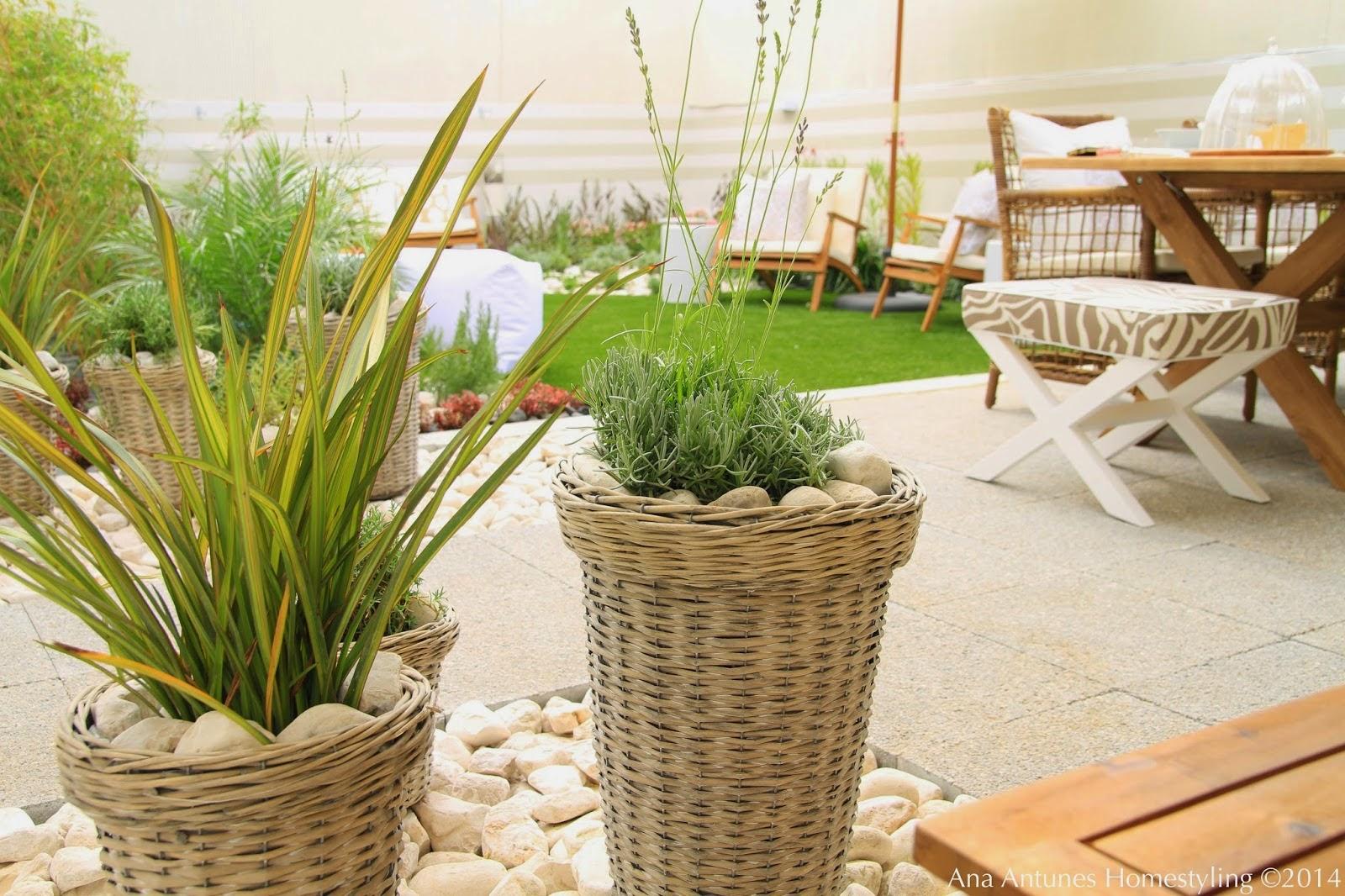 decorar um jardim : decorar um jardim:Bricolage e Decoração: Ideias para Decorar um Jardim ou Terraço