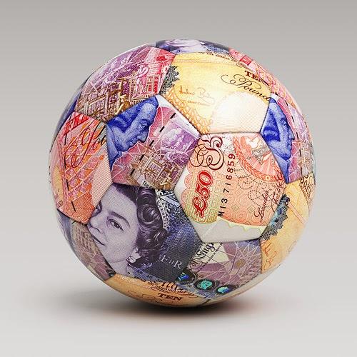 Pieniądze rządzą światem...