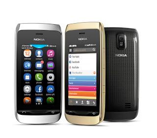 Daftar Harga Nokia Asha Terbaru April - Mei 2013 Lengkap