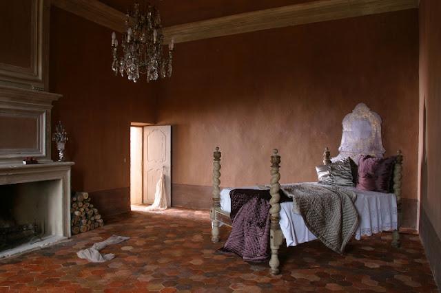 Château de Moissac (fr) - as seen on linenandlavender.net http://www.linenandlavender.net/2013/04/revisiting-chateau-de-moissac-fr-little.html
