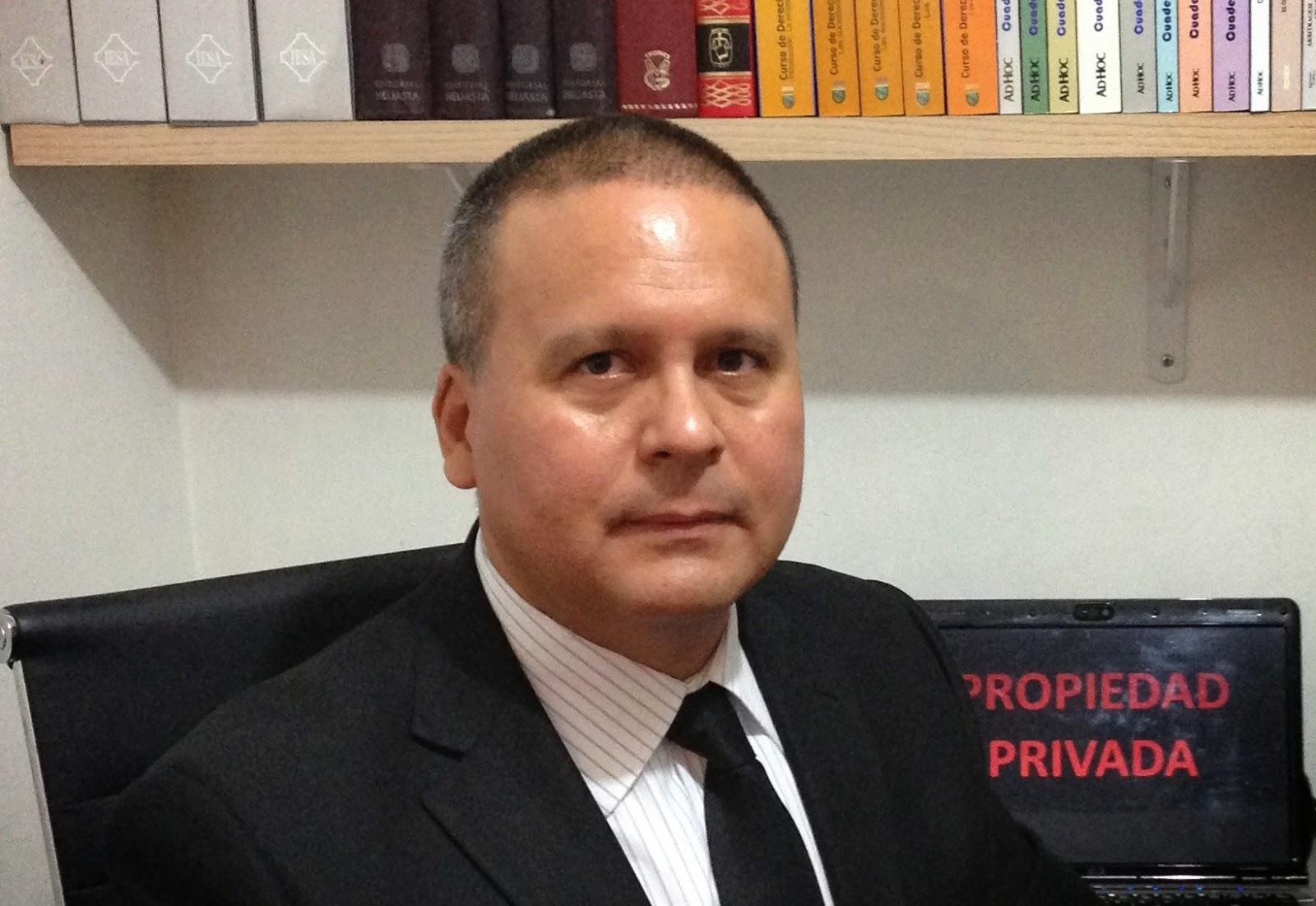 Especialista José Alcalá Franco. Director General de Abogados Corporativos Escritorio Jurídico S. C.
