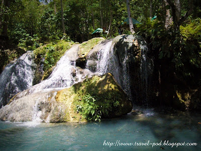 best places in the philippines hagimit water falls
