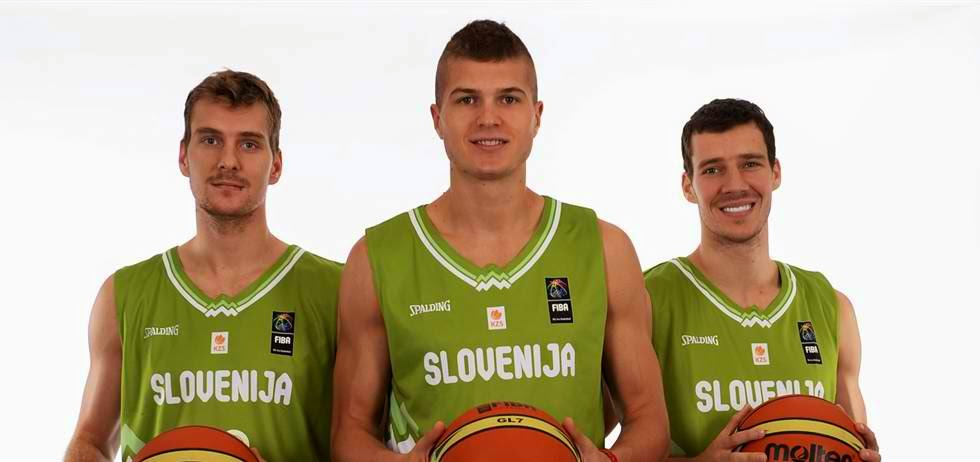 Slovenia national basketball team free wallpaper download