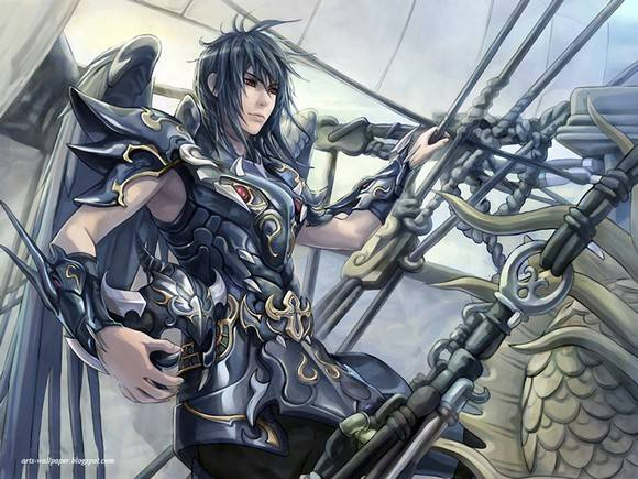 CG Art Wallpaper I Chen Lin Artwork 14