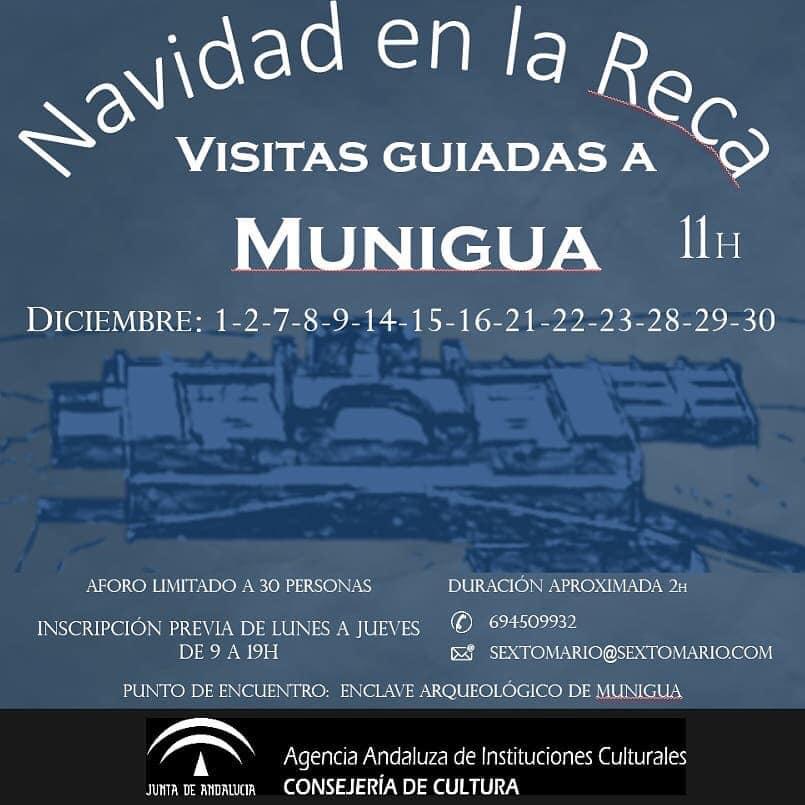 VISITAS GUIADAS A #MUNIGUA