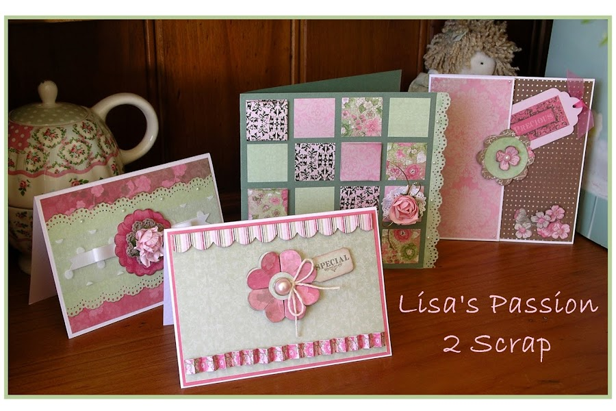 Lisa&#39;s Passion 2 Scrap