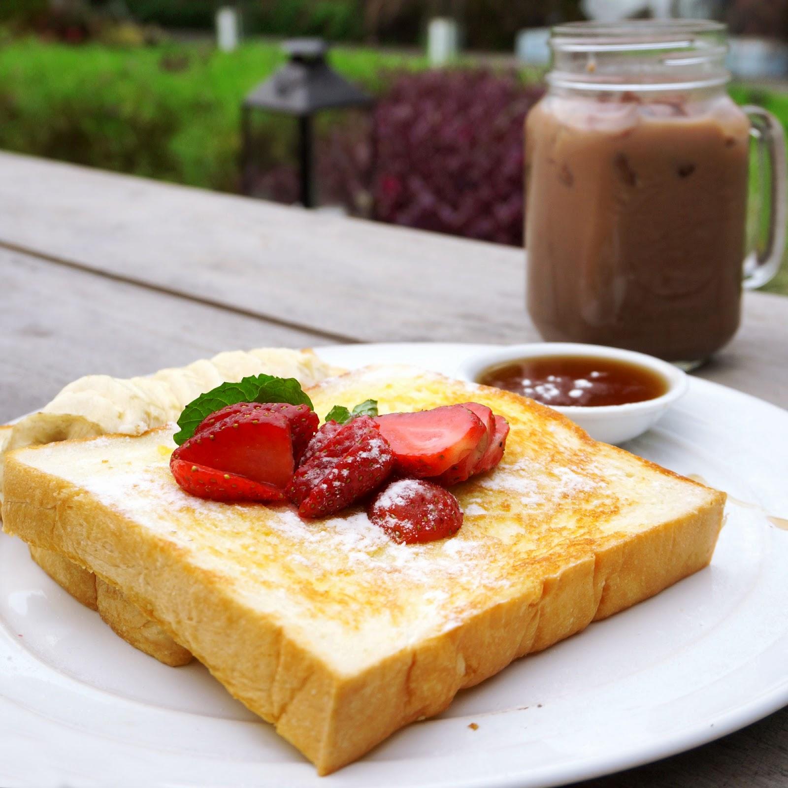 Makanan dan Minuman Lemongrass Bogor