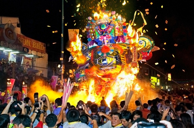 From Where I amKuala Lumpur: Hungry Ghost Festival 2012