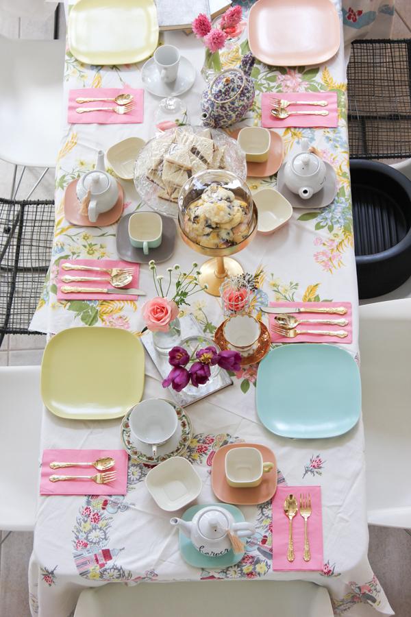 Harpers tea party 3
