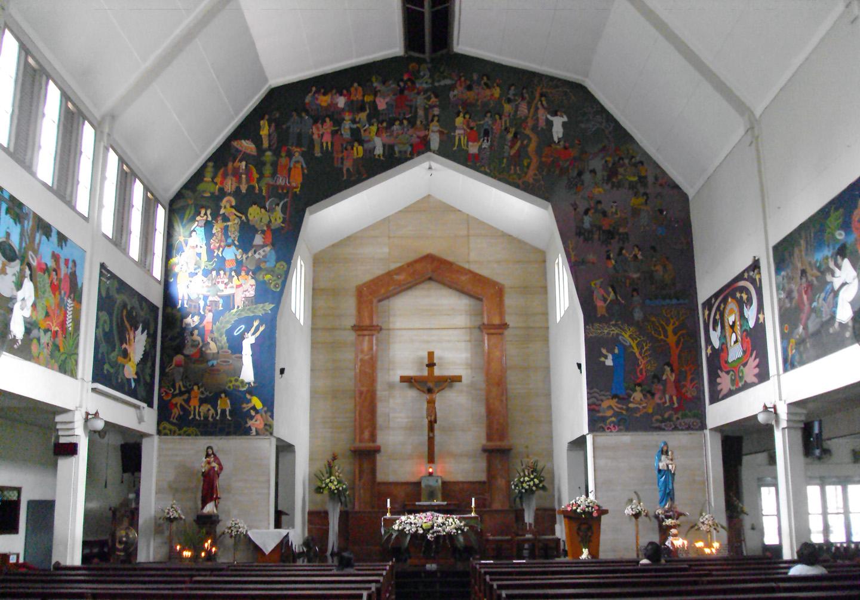 Foto gereja kristen protestan 89