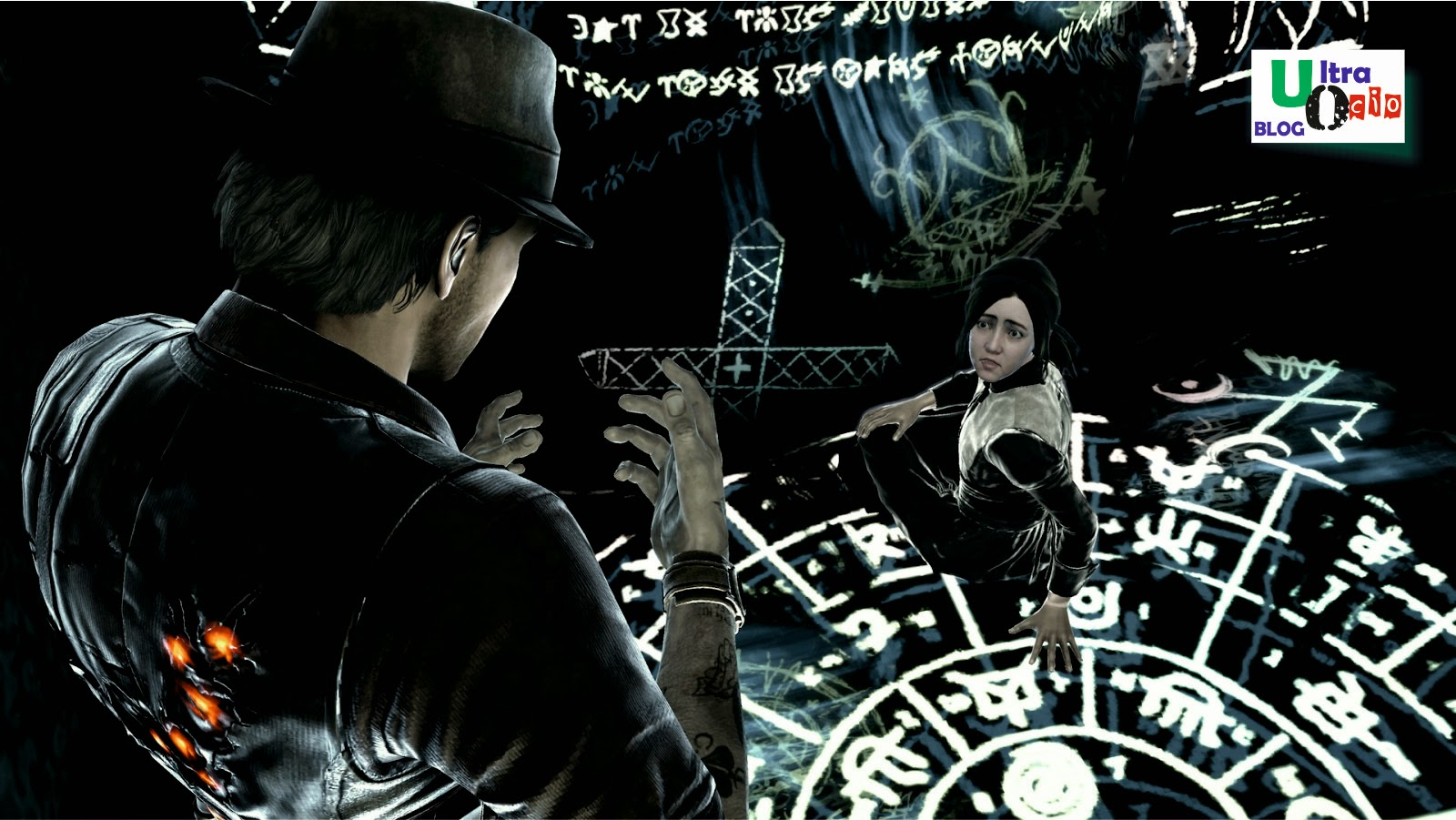 videojuego acción investigacion paranormal