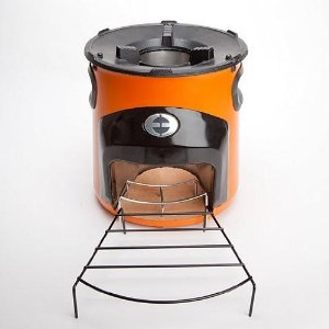 Click Here For fair Size G-3300 Envirofit Rocket Stove