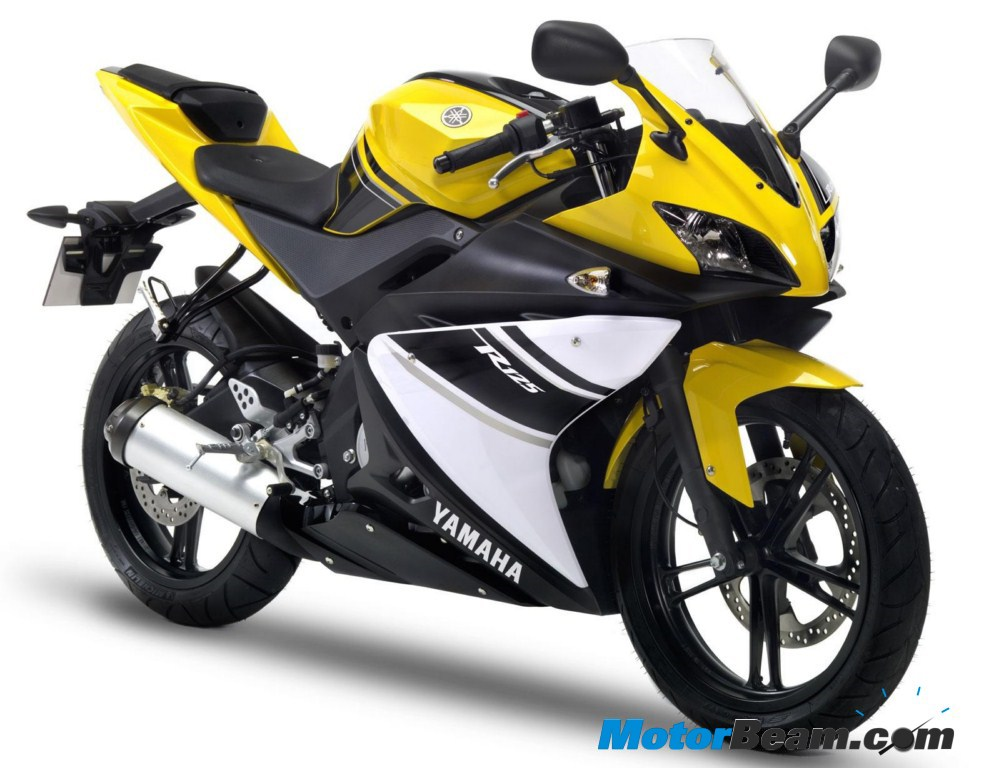 yamaha r125 motorcycles top bikes zone. Black Bedroom Furniture Sets. Home Design Ideas