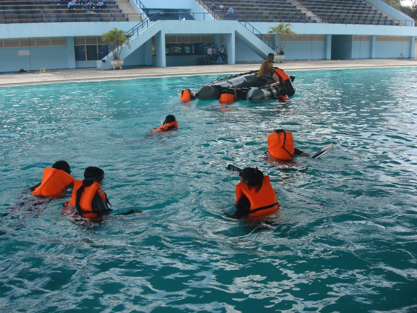 SEA SURVIVAL STTKD