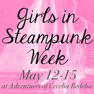 girls in steampunk week