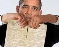 Tearing up the Constitutionj