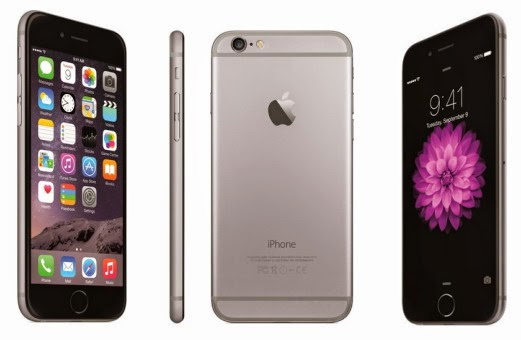 Gambar dan harga Apple iPhone 6 Plus