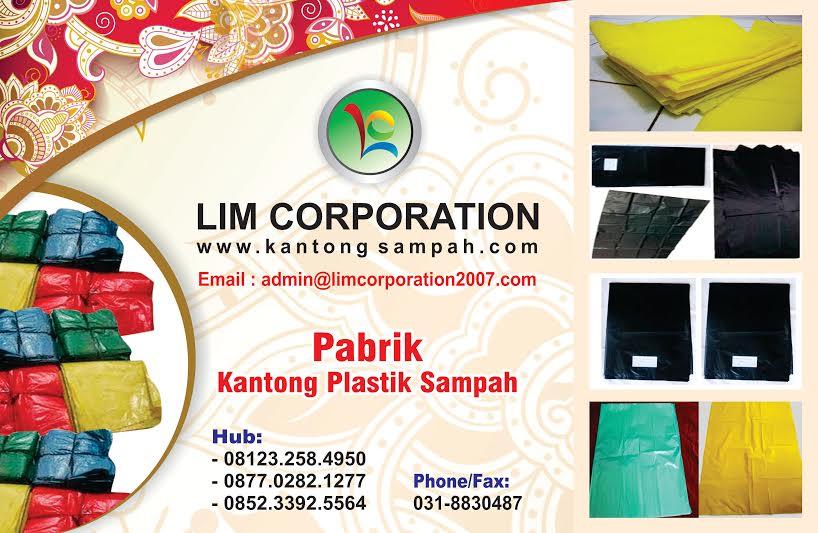 Jual Kantong Sampah Plastik
