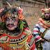 Ceremonia real de cremación en Bali