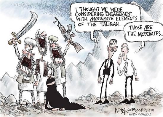 Taleban suspende negociações de paz com os EUA