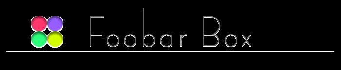 Foobar Box