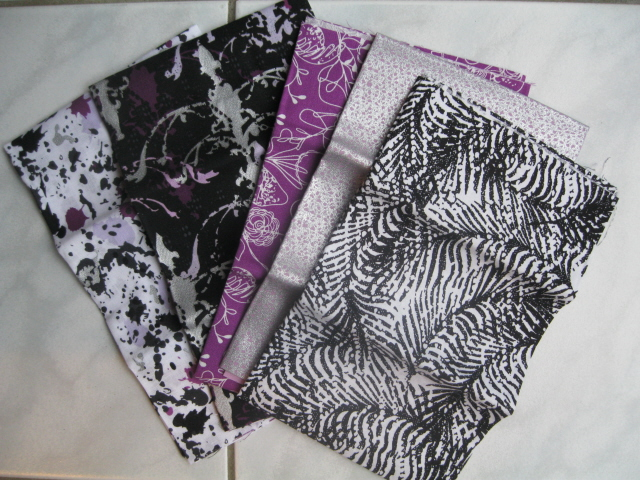 Quiltingorchardist: Some Sewing at Last.