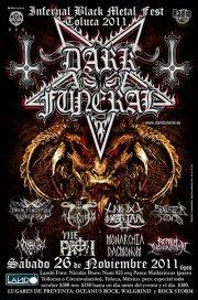 Dark Funeral en Toluca