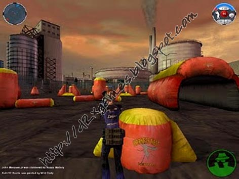 Free Download Games - Paintball
