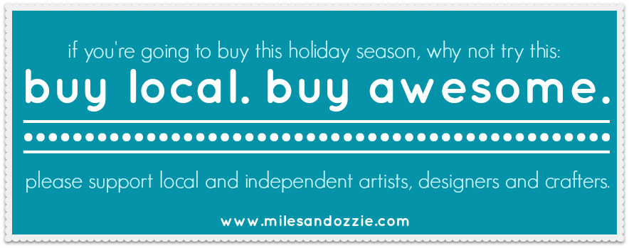 buy local. buy awesome.