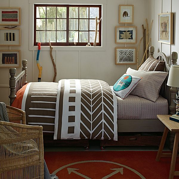 Autumn Inspiration:Bedding Designs For Fall