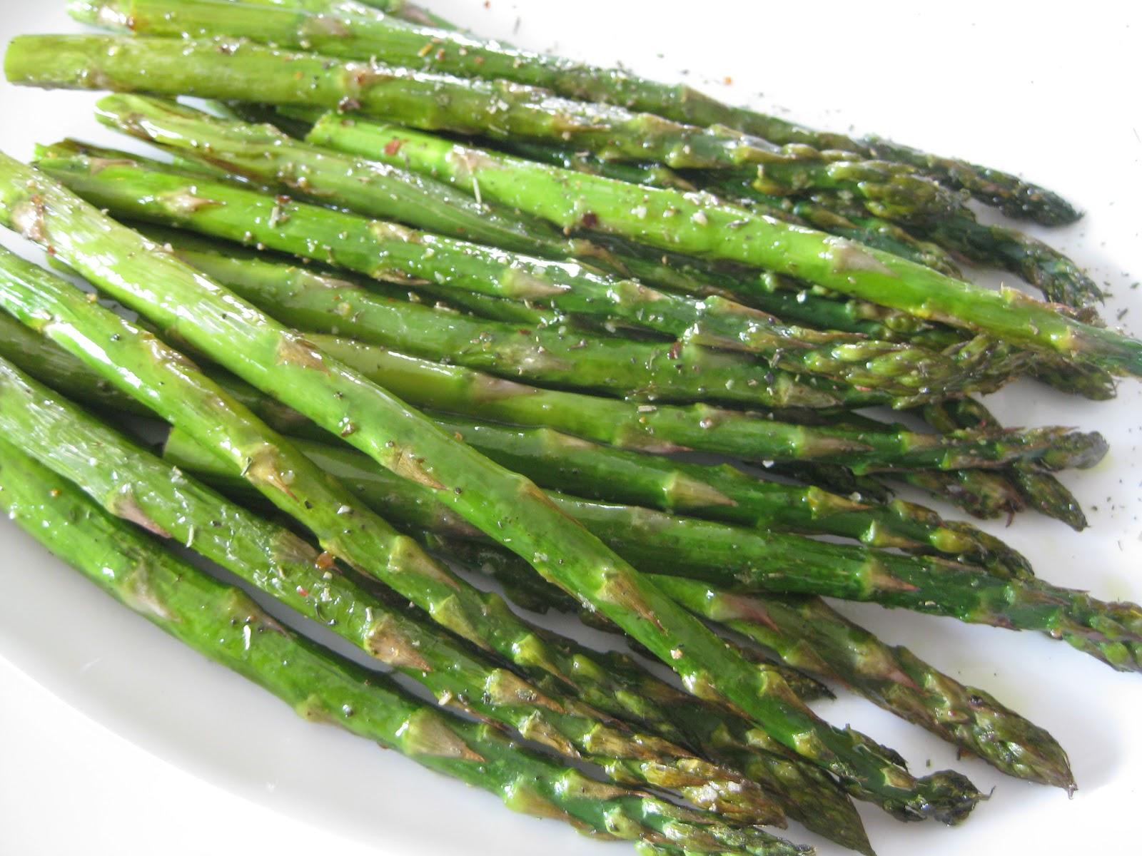 Heidi's Recipes: Asparagus Recipe