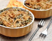 Make-Ahead Fresh Green Bean Casserole