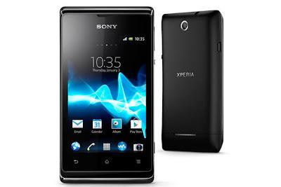Spesifikasi Smartphone Murah Sony XperiaE
